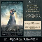 Pride and Prejudice and Zombies Giveaway