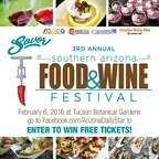 2016 SAVOR Ticket Giveaway