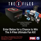 fox5 x files giveaway