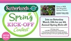 Sutherland's Spring Kick-Off Contest