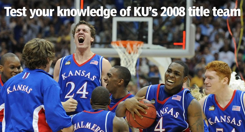 QUIZ: What do you remember about the 2008 national championship team?