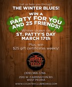 Country Club BBQ St. Patty's Day Contest