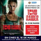 ENH - TOMB RAIDER Screening