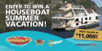 Win an $11,000 vacation!