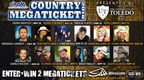 Cintas 2016 Country Megaticket