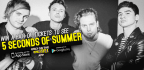 WIN TICKETS TO SEE 5 SECONDS OF SUMMER AT IRVING PLAZA!