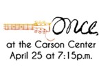 Valentine's Day Giveaway - Once at The Carson Cent