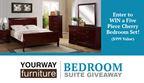 Bedroom Suite Giveaway