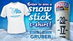 Gruber 2016 T-Shirt Giveaway