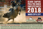 Ozark Empire PRCA Pro Rodeo Sweepstakes 2018
