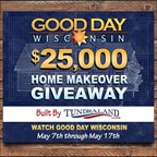 2018 GDW $25,000 Home Makeover Built by Tundraland Giveaway