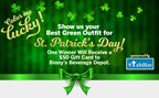 Stabilize St. Patrick's Day Contest