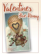 Valentine's Day Give Away