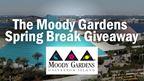 The 2018 Moody Gardens Spring Break Giveaway
