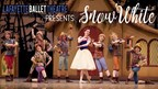 Lafayette Ballet's Snow White Ticket Giveaway