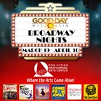 2018 Good Day Wisconsin Broadway Nights