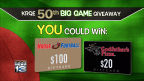 KRQE 50th Big Game Giveaway