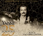 Win Tickets to See Yanni at the F.M. Kirby Center
