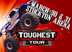 Enter for a chance to win Toughest Monster Truck Tour Tickets!