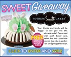 Nothing Bundt Cakes Easter Giveaway