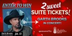 Garth Brooks ticket giveaway!
