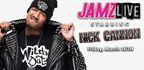 Nick Cannon Jamz Live