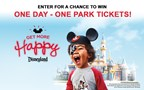 FOX 11's Disneyland Ticket Giveaway