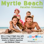2016 Myrtle Beach Vacation Spring Giveaway