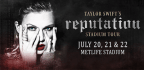 WIN TICKETS TO SEE TAYLOR SWIFT!