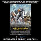 MH - PACIFIC RIM Contest