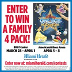 MH - DISNEY ON ICE MARCH 2018 Contest