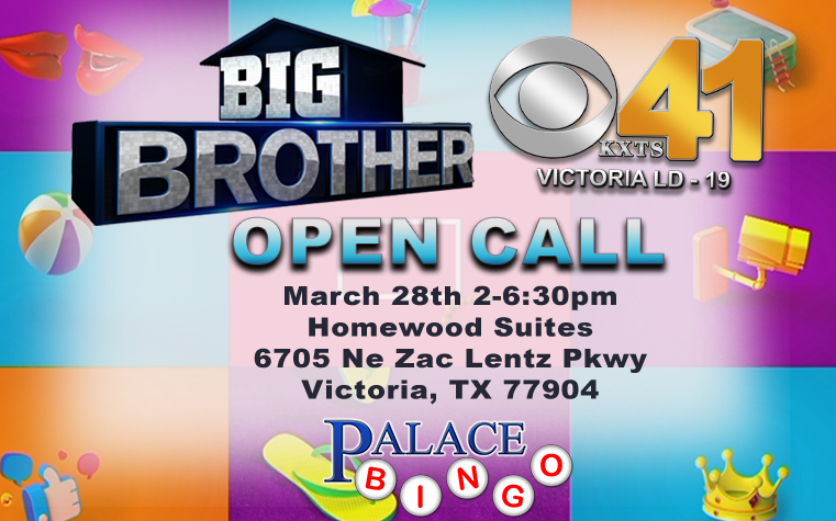 Big Brother Season 20 Open Call