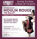 Win Moulin Rouge tickets
