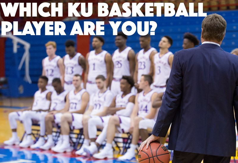 QUIZ: Which KU Basketball Player Are You?