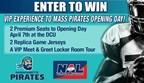 VIP Experience to Massachusetts Pirates Opening Game