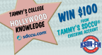 Tammy's College of Hollywood Knowledge