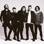 The Glorious Sons Greenroom