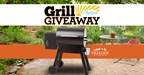 Aurora Pools and Spas Grill Giveaway
