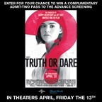 MH - TRUTH OR DARE Screening