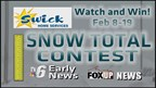 Snow Total Contest