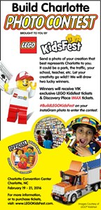 Build Lego KidsFest