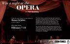 Lyric Opera Contest