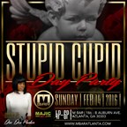 Register For The Stupid Cupid Day Party!