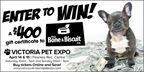 VNE,PNR,GNG,OBN,SNM,SNE - Victoria Pet Expo Contest
