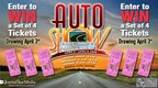 Auto Show Ticket Sweepstakes