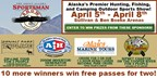 Great Alaska Sportsman Show Giveaway