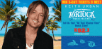 Tortuga and Keith Urban Giveaway