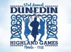 Dunedin Highland Games 2018