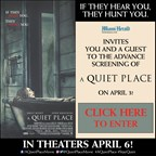MH - A QUIET PLACE Screening