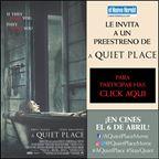 ENH - A QUIET PLACE Screening